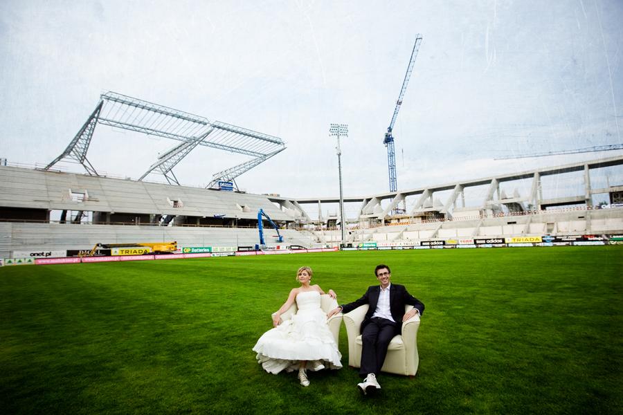 Dorotai Marcin, stadion legii, wywiad w sprawie budowie stadionu ;)