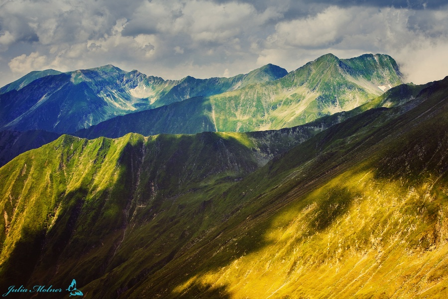 wakacje w Rumunii, góry Fogarskie, Muntii Fagarasi